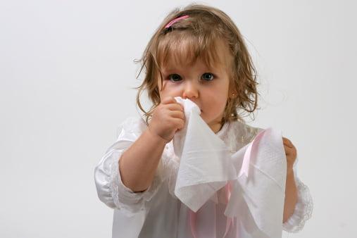 Curgerea nasului la copil, Foto: drgreene.com