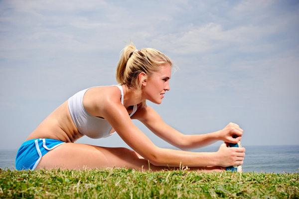 Exercițiu de stretching, Foto: popsugar.com.au