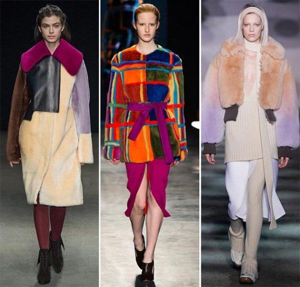 Haine moderne de blană, Foto: fashionisers.com