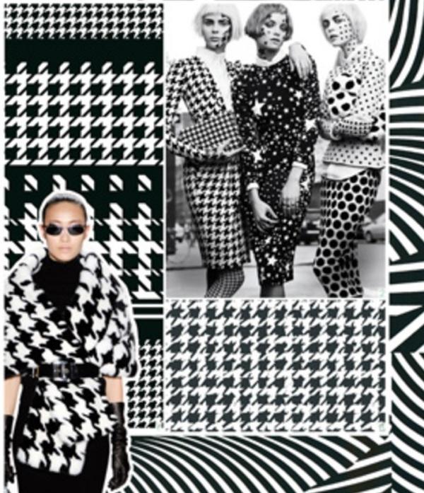 Imprimeuri la modă în acest sezon, Foto: modeinfo.be