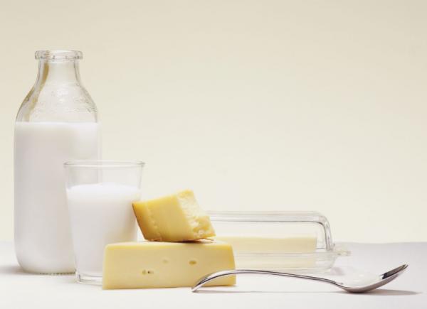 Lapte și produse lactate, Foto: friendsandfamilymarket.net