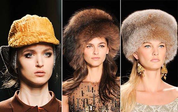 Moda în 2014-2015 la articole pentru acoperirea capului, Foto: vsezdorovo.com