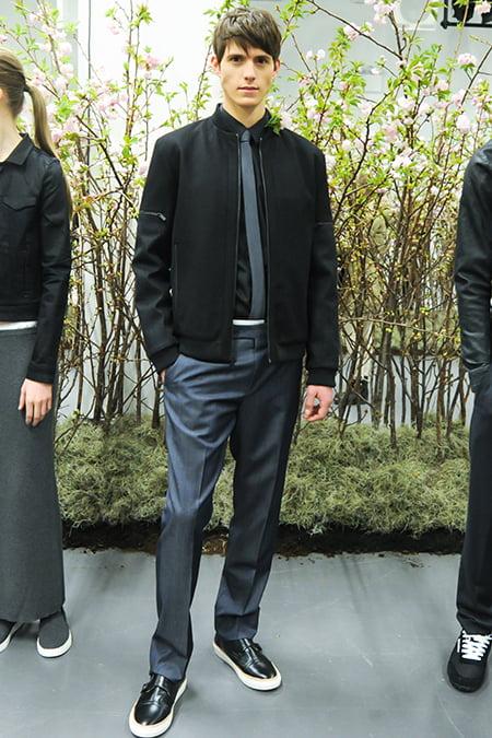Moda Calvin Klein, Foto: gq.com