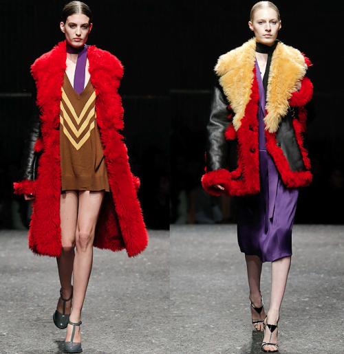 Moda Prada în anul 2014, Foto: graypublications.org