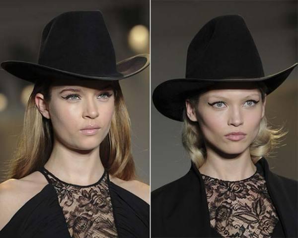 Moda cowboy la pălării pentru toamna-iarna 2014-2015, Foto: sonyacole.files.wordpress.com
