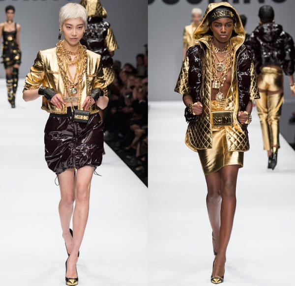 Moda italiană în nuanțe aurii, Foto: dogbreedspicture.biz