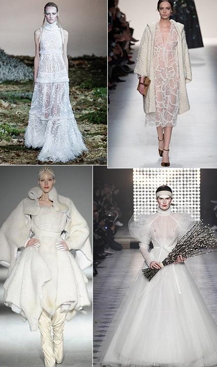 Rochii de mireasă la modă în acest sezon, Foto: en.vogue.fr