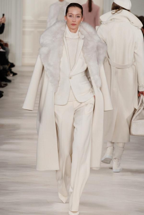 Tendințele modei în iarna 2014-2015, colecția Ralph Lauren, Foto: fabfashionfix.com