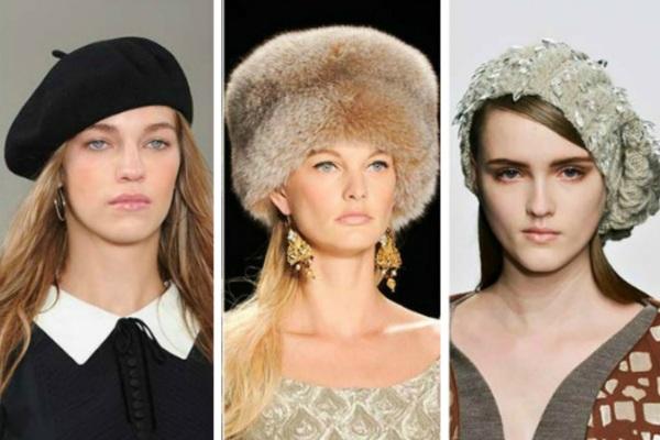 Tendințele modei la articole pentru acoperirea capului în anul 2014, Foto: sonyacole.files.wordpress.com