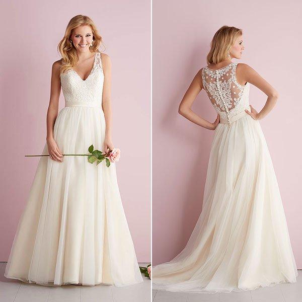 Tendințele modei la rochii de mireasă, Foto: bridalguide.com