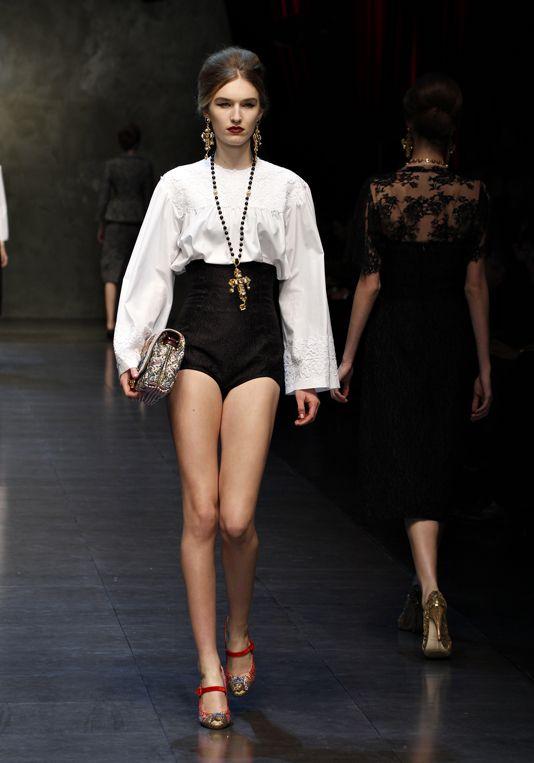 Cămașă elegantă Dolce & Gabbana, Foto: bellomag.com