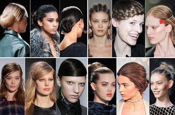 Coafuri trendy pentru toamna-iarna 2014-2015, Foto: smoothfashiondiva.com
