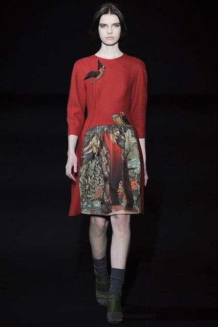 Colecția Alberta Ferretti din acest an, Foto: cdn.estilo-tendances.com