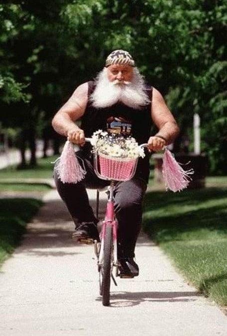 Pot fi oamenii grași în formă?, Foto: moustachebeard.blogspot.ro