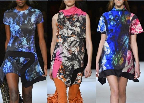 Imprimeuri în tendințele modei din acest sezon, Foto: print-tekstil.com