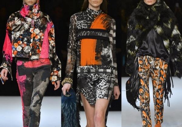 Imprimeuri ce par pictate în tendințele modei din acest an, Foto: print-tekstil.com