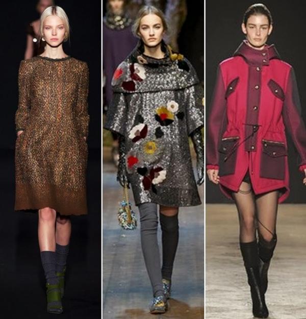 Moda în această toamnă, colecția Alberta Ferretti, Dolce and Gabbana, Francesco Scognamiglio, Foto: bellesavenuexo.blogspot.ro