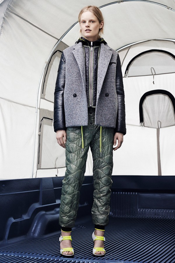 Moda Alexander Wang in toamna-iarna 2014-2015, Foto: thebestfashionblog.com