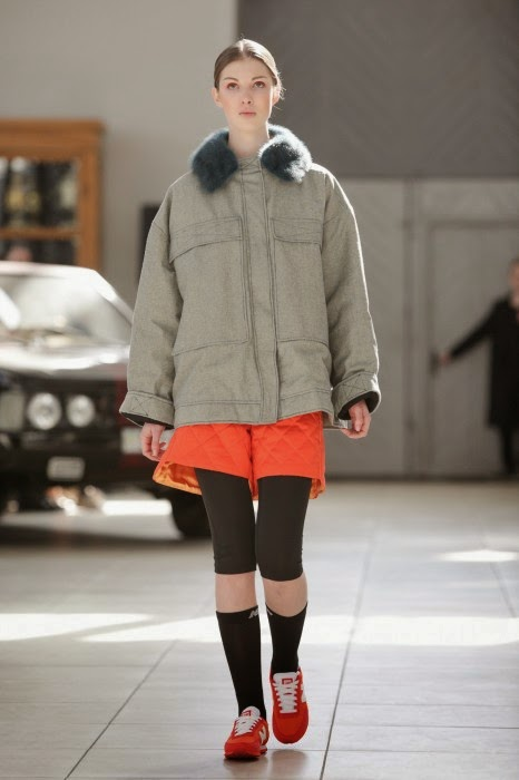 Moda Anton Belinskiy în toamna-iarna 2014-2015, Foto: fashion-talksss.blogspot.ro