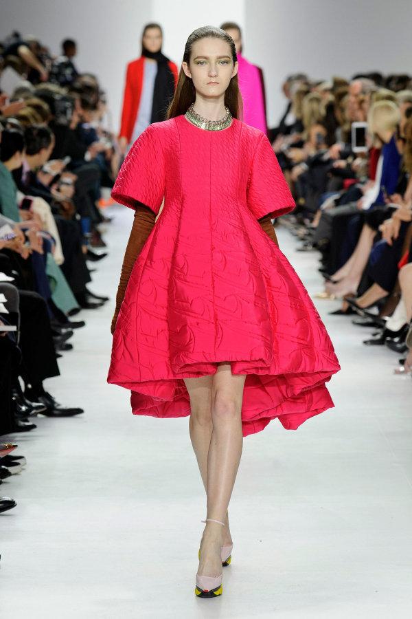 Moda Christian Dior în toamna acestui an, Foto: popsugar.com