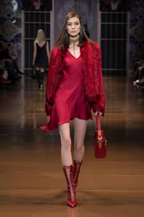 Moda Versace în acest sezon, Foto: fashionavecpassion.com