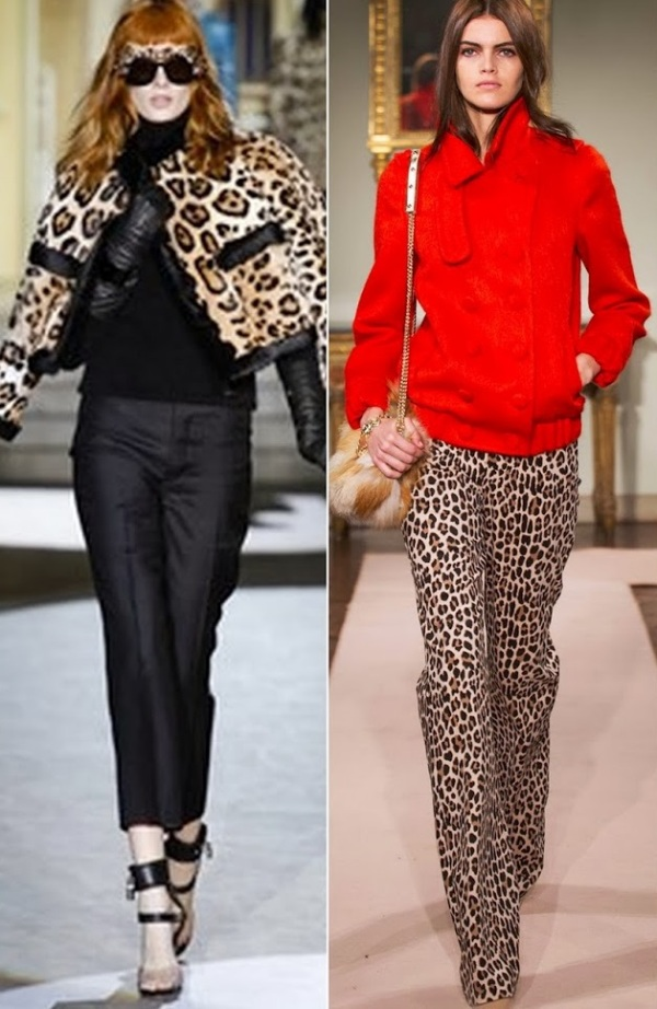 Pantaloni de damă marca Dolce and Gabbana, Blugirl, Foto: bellesavenuexo.blogspot.ro