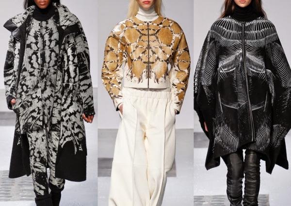 Printuri ce imită pielea de animale, Foto: print-tekstil.com