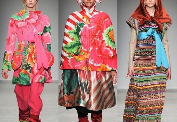Printurile florale sunt la modă în acest sezon, Foto: imagesfb.com