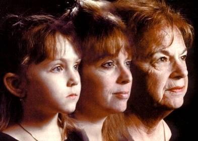 Procesul de îmbătrânire, Foto: annamorten.com