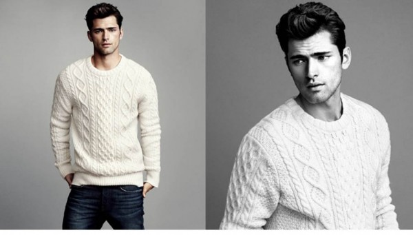 Pulover tricotat al la modă în acest an, Foto: creativeboysclub.com