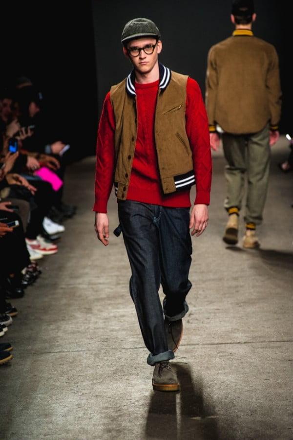 Pulover tricotat la modă în sezonul rece al acestui an, Foto: wardrobelooks.com