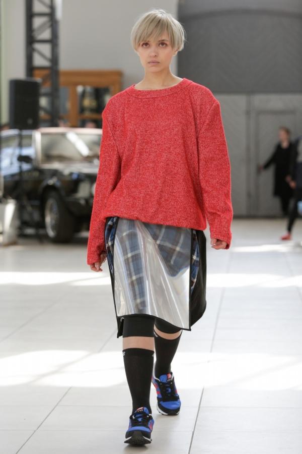 Stilul grunge la modă în acest an, Foto: fashion-talksss.blogspot.ro