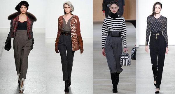 Tendințele la pantaloni în acest sezon, Foto: herfashion.net