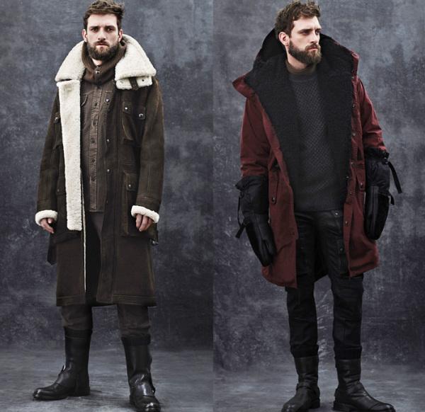 Tendințele modei în acest sezon, colecția Belstaff, Foto: denimjeansobserver.com