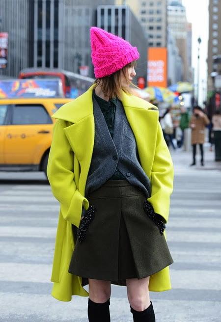 Tendințele modei în colecția Tommy Ton, Foto: thepurpleclown.com