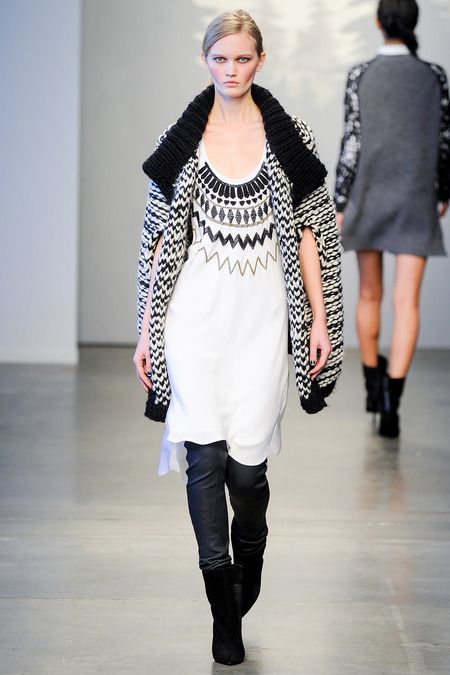 Tendințele modei în toamna-iarna 2014-2015 la Tess Giberson, Foto: gorodmod.ru