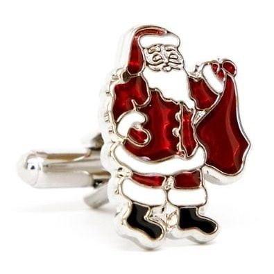 Butoni în formă de Moș Crăciun, Foto: amazon.com