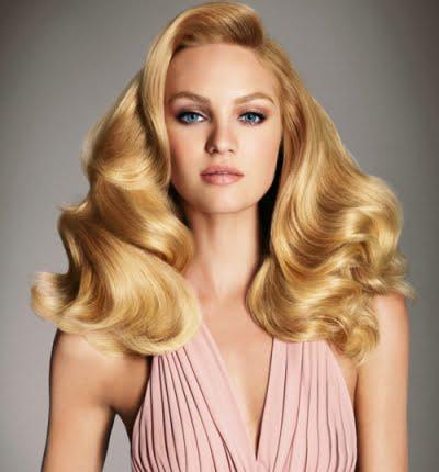 Coafură pentru păr lung și blond, Foto: fancylifecorner.com
