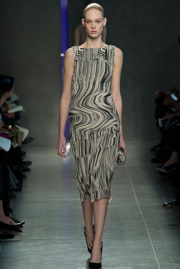 Imprimeu elegant, modern, la modă în acest sezon, Foto: fabfashionfix.com