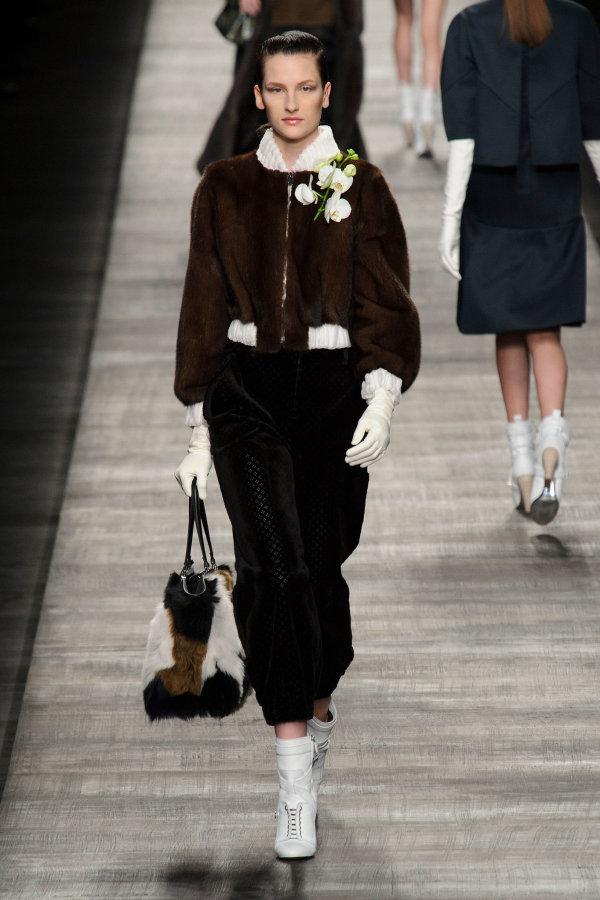 Moda Fendi în anul 2014, Foto: popsugar.co.uk