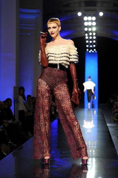 Moda Jean Paul Gaultier, Foto: fashion.erdbeerlounge.de