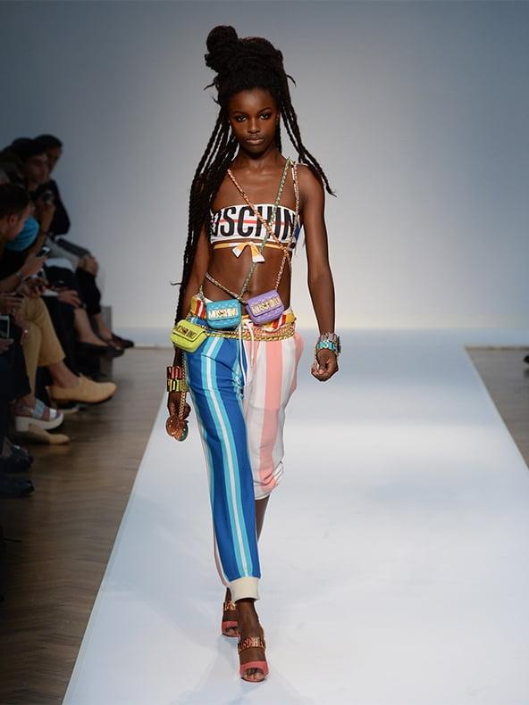 Moda Moschino pentru anul 2015, Foto: fashiongonerogue.com