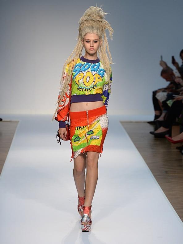 Moda Moschino, Foto: fashiongonerogue.com