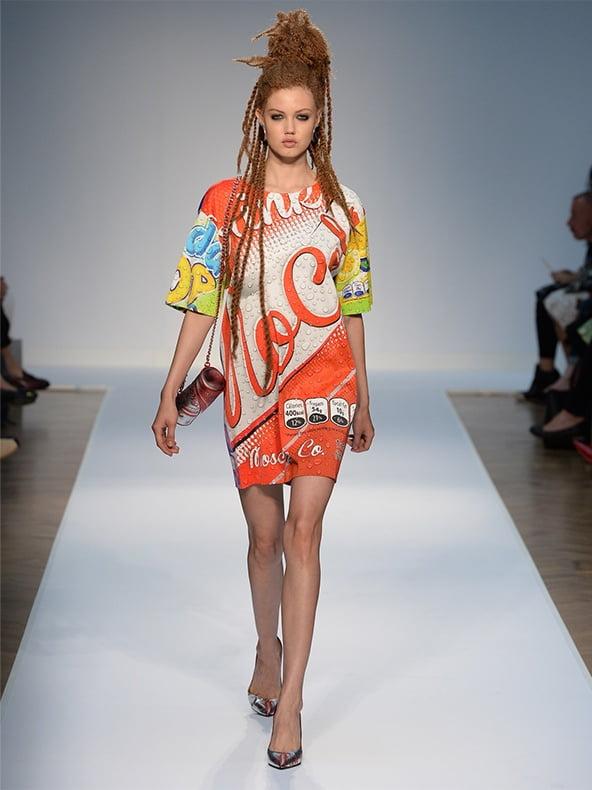 Rochie marca Moschino, Foto: fashiongonerogue.com
