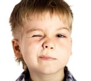 Ticuri nervoase la copii care apr din cauza stresului, Foto: askdrmarisela.com