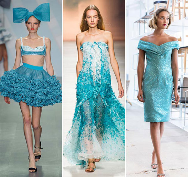 Albastru azur, Foto: phunuonline.com.vn