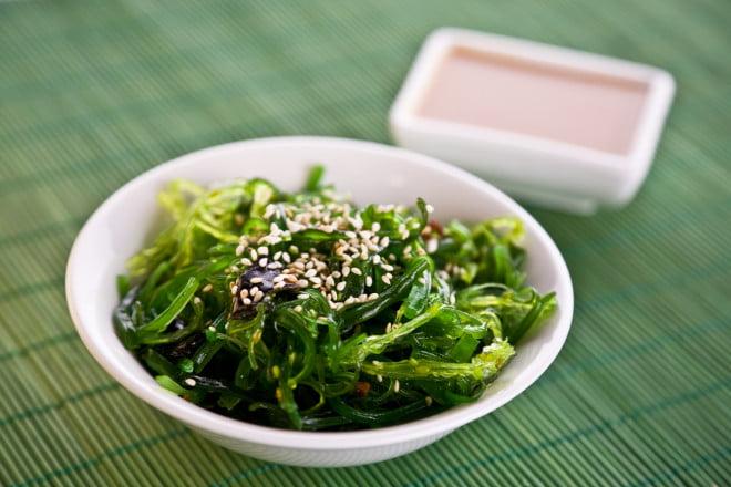 Legume marine, salata de alge, Foto: splendidtable.org