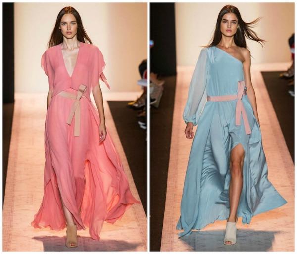 Roz și bleu la modă în primăvara anului 2015, Foto: thebigbrowneyes.com