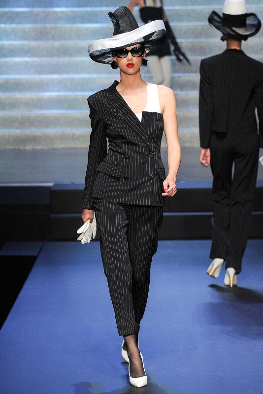 Colecția Jean Paul Gaultier, Foto: fashionbombdaily.com