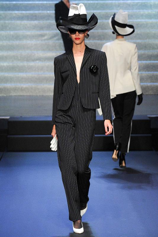 Moda Jean Paul Gaultier în primăvara anului 2015, Foto: fashionbombdaily.com